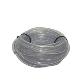 4mm Unreinforced Clear PVC Tube