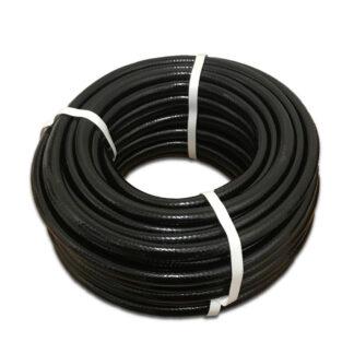 round black hose (per metre)