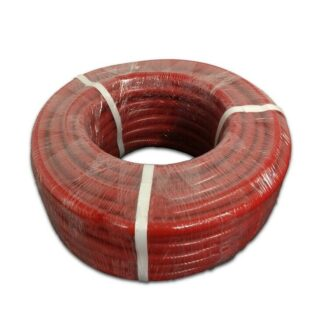 Red Food Grade Hose (Round)